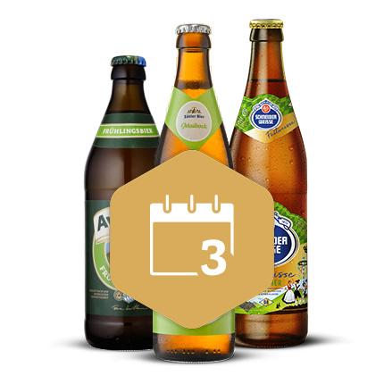 Frühlings- und Oster Bier